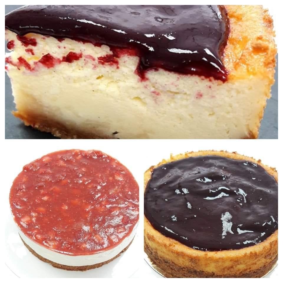 Cheesecake 23 de Enero