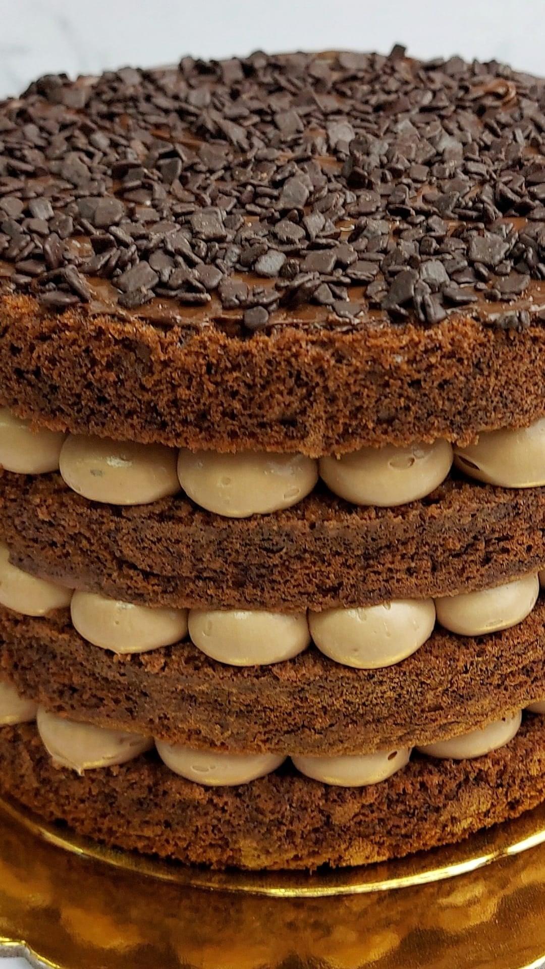 Naked Cake 23 octubre